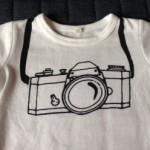 西松屋のカメラTを購入しました