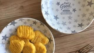 キャンドゥ新商品  とってもオシャレな星柄のお皿