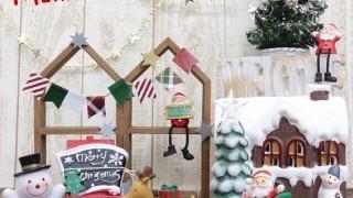 オシャレでカワイイ!種類豊富なダイソーのクリスマスグッズ
