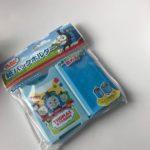 【セリア】で発見!トーマスの紙パックホルダー☆