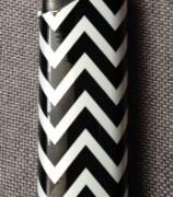 ダイソーのシェブロン柄ライターを再び購入しました