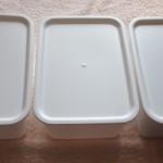 セリア新商品 インスタで話題!真っ白なフタ付きプラボックスを購入しました
