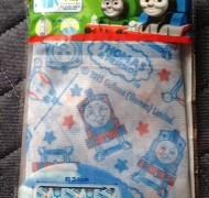 セリア新商品 きかんしゃトーマスの洗濯ネットを購入しました