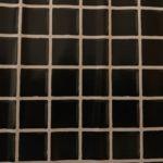 セリア新商品☆ブラックタイル柄のリメイクシートを購入しました