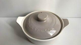 【ダイソーの400円土鍋】がオシャレで使える♪