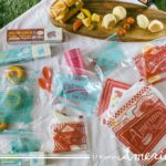 セリア&キャンドゥ新商品☆アメリカンなフリーザーバッグ&ブリキ缶