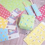 セリア新商品☆とってもかわいい♡和風デザインペーパー