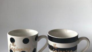 【インスタで話題沸騰!】ダイソーのとってもオシャレなマグカップ☆