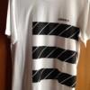 しまむらでアディダスのTシャツを購入しました